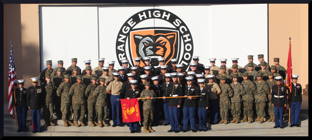 JROTC - Orange High School