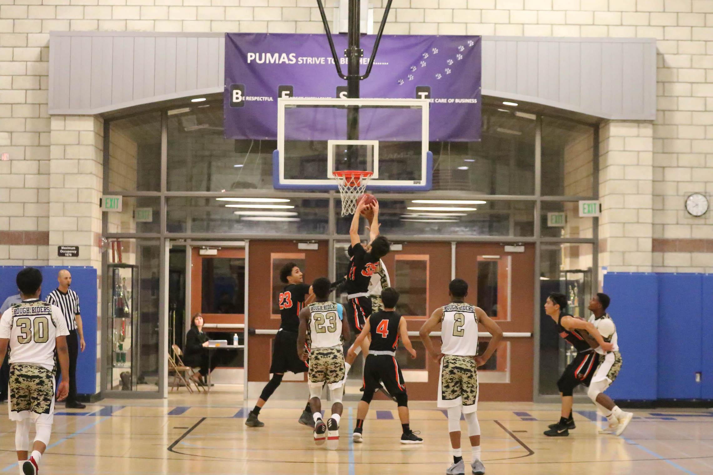 Estancia Christmas Basketball Tournament 2021 Boys Basketball Orange High School